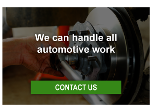 We can handle all automotive work