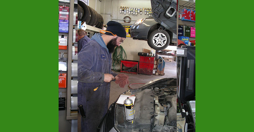 kens auto care mechanic
